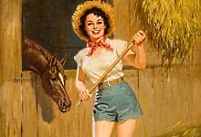 Дочка фермера
